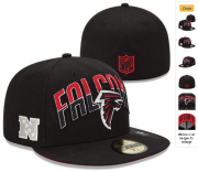 Wholesale Cheap Atlanta Falcons fitted hats 13