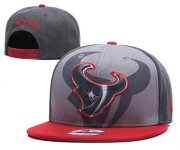 Wholesale Cheap NFL Houston Texans Stitched Snapback Hats 072