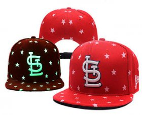 Wholesale Cheap MLB St. Louis Cardinals Snapback Ajustable Cap Hat