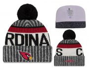 Wholesale Cheap NFL Arizona Cardinals Logo Stitched Knit Beanies 004