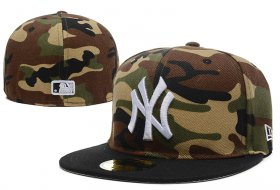 Wholesale Cheap New York Yankees fitted hats 07