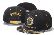 Wholesale Cheap NHL Boston Bruins hats 20