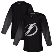 Wholesale Cheap Tampa Bay Lightning adidas Alternate Authentic Jersey Black