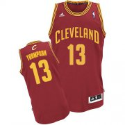 Wholesale Cheap Cleveland Cavaliers #13 Tristan Thompson Red Swingman Jersey