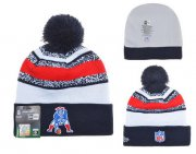 Wholesale Cheap New England Patriots Beanies YD009