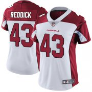 Wholesale Cheap Nike Cardinals #43 Haason Reddick White Women's Stitched NFL Vapor Untouchable Limited Jersey
