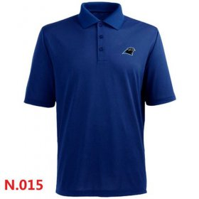 Wholesale Cheap Nike Carolina Panthers 2014 Players Performance Polo Blue