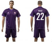 Wholesale Cheap Florence #22 Rossi Home Soccer Club Jersey