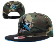 Wholesale Cheap San Jose Sharks Snapbacks YD003