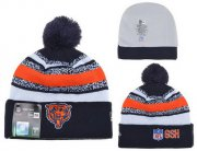 Wholesale Cheap Chicago Bears Beanies YD009