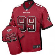 Wholesale Cheap Nike Buccaneers #99 Warren Sapp Red Team Color Men's Stitched NFL Elite Drift Fashion Jersey