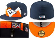 Wholesale Cheap Denver Broncos fitted hats 11