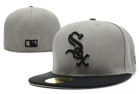 Wholesale Cheap Chicago White Sox fitted hats 01