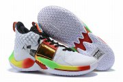 Wholesale Cheap Westbrook 2 Shoes White Rainbow
