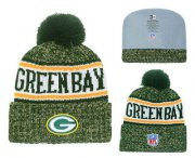 Wholesale Cheap Green Bay Packers Beanies Hat YD 18-09-19-01