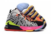 Wholesale Cheap Nike Lebron James 17 Air Cushion Shoes Two-Tone