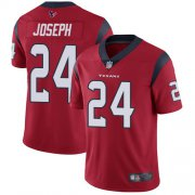 Wholesale Cheap Nike Texans #24 Johnathan Joseph Red Alternate Youth Stitched NFL Vapor Untouchable Limited Jersey