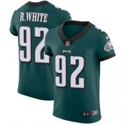 Wholesale Cheap Nike Eagles #92 Reggie White Midnight Green Team Color Men's Stitched NFL Vapor Untouchable Elite Jersey