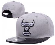 Wholesale Cheap NBA Chicago Bulls Snapback Ajustable Cap Hat LH 03-13_44
