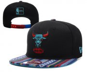 Wholesale Cheap Chicago Bulls Snapbacks YD011