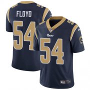 Wholesale Cheap Nike Rams #54 Leonard Floyd Navy Blue Team Color Men's Stitched NFL Vapor Untouchable Limited Jersey