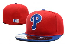 Wholesale Cheap Philadelphia Phillies fitted hats 02