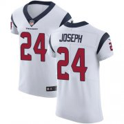 Wholesale Cheap Nike Texans #24 Johnathan Joseph White Men's Stitched NFL Vapor Untouchable Elite Jersey