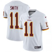 Wholesale Cheap Nike Redskins #11 Alex Smith White Youth Stitched NFL Vapor Untouchable Limited Jersey