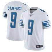 Wholesale Cheap Nike Lions #9 Matthew Stafford White Youth Stitched NFL Vapor Untouchable Limited Jersey