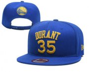 Wholesale Cheap Golden State Warriors Snapback Ajustable Cap Hat #35