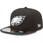Wholesale Cheap Philadelphia Eagles fitted hats 02