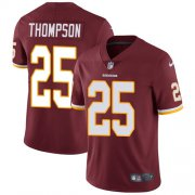 Wholesale Cheap Nike Redskins #25 Chris Thompson Burgundy Red Team Color Youth Stitched NFL Vapor Untouchable Limited Jersey