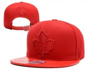 Wholesale Cheap Toronto Maple Leafs Snapbacks YD010