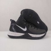 Wholesale Cheap Nike Kyire 5 White Black White-logo