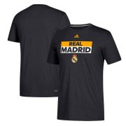 Wholesale Cheap Real Madrid adidas Box Go-To Performance T-Shirt Black
