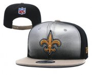 Wholesale Cheap New Orleans Saints Snapback Ajustable Cap Hat YD 1