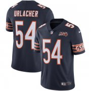 Wholesale Cheap Nike Bears #54 Brian Urlacher Navy Blue Team Color Men's 100th Season Retired Stitched NFL Vapor Untouchable Limited Jersey
