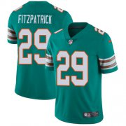 Wholesale Cheap Nike Dolphins #29 Minkah Fitzpatrick Aqua Green Alternate Youth Stitched NFL Vapor Untouchable Limited Jersey