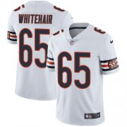 Wholesale Cheap Nike Bears #65 Cody Whitehair White Men's Stitched NFL Vapor Untouchable Limited Jersey