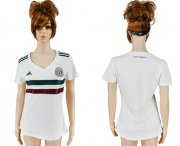 Wholesale Cheap Women's Mexico Blank Away Soccer Country Jersey