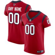 Wholesale Cheap Nike Houston Texans Customized Red Stitched Vapor Untouchable Elite Men's NFL Jersey