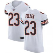 Wholesale Cheap Nike Bears #23 Kyle Fuller White Men's Stitched NFL Vapor Untouchable Elite Jersey