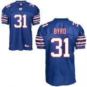 Wholesale Cheap Bills #31 Jairus Byrd Baby Blue Stitched NFL Jersey
