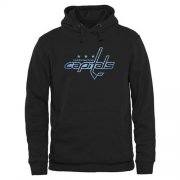 Wholesale Cheap Washington Capitals Rinkside Pond Hockey Pullover Hoodie Black