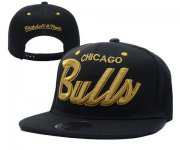 Wholesale Cheap NBA Chicago Bulls Snapback Ajustable Cap Hat YD 03-13_51