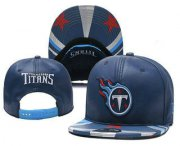 Wholesale Cheap Tennessee Titans Snapback Ajustable Cap Hat YD