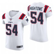 Cheap New England Patriots #54 Dont'a Hightower Nike Men's White Team Color Men's Stitched NFL 2020 Vapor Untouchable Elite Jersey
