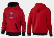 Wholesale Cheap Tennessee Titans Critical Victory Pullover Hoodie Red & Black