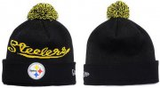 Wholesale Cheap Pittsburgh Steelers Beanies YD001