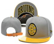 Wholesale Cheap Boston Bruins Snapback Ajustable Cap Hat YD 3